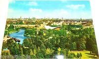 Kongresshalle Jardin Zoologique Berlin Carte Postale 50er 60er Années 20 Å