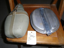 Leyse Mess Kit & German Canteen-Bug Out Supplies