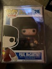 Funko Pop Rock The Beatles Yellow Submarine 28 Paul McCartney New In Box Rare