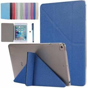"Fr iPad 5th 6th 7th Gen Mini Air Pro 9.7"" 10.5"" 11"" 12.9"" Smart Stand Case Cover"