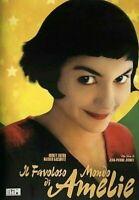IL FAVOLOSO MONDO DI AMELIE (2001) Audrey Tautou - DVD EX NOLEGGIO - BIM