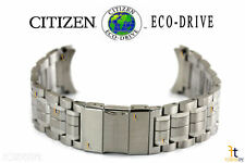 Citizen Eco-Drive Original NB0070-57E Stainless Steel Watch Band Strap S088151