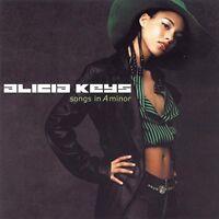 Alicia Keys Songs in A minor (2001) [CD]
