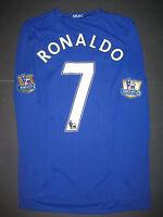 Nike Manchester United Cristiano Ronaldo Long Sleeve Jersey Shirt Kit Trikot
