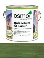 OSMO Holzschutz �–l-Lasur 729 Tannengrün transparent, seidenmatt 2,5L Nur für au�Ÿ