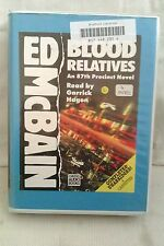 Blood Relatives: Ed McBain: Unabridged Cassette Narr. Garrick Hagon (B8)