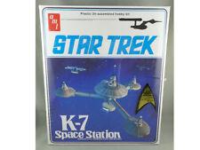 STAR TREK K-7 SPACE STATION Plastic Model Kit AMT644