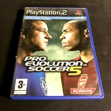 Pro Evolution Soccer 5 (Sony PlayStation 2) PAL (With Case)