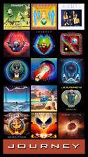 "JOURNEY album discography magnet (4.5"" x 3.5"") foreigner styx reo speedwagon"