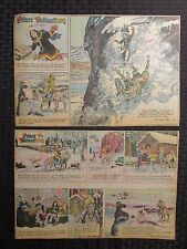 1978 PRINCE VALIANT Sunday Newspaper Strips LOT of 42 FN-/FN+ Hal Foster