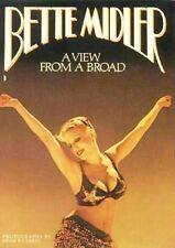 Bette Midler - A View from a Broad - HC w/DJ 1980