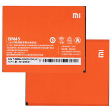 New Original OEM BM45 Battery For Xiaomi Hongmi Redmi Note 2 3020mAh Replacement