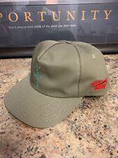 Travis Scott Cactus Jack Jordan Highest Olive Green Snapback Hat