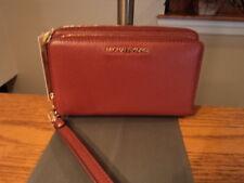 Kors Adele Large Flat Multifunction Phone Case Wallet Brick NWT $168