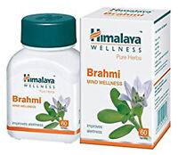 5 Tubs Himalaya Herbal Brahmi Tablet 300 Tablets herbals