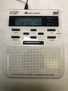 Midland WR-100 NOAA Weather Radio