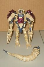 Transformers Beast Wars 1998 Transmetals 2 Dinobot Deluxe Complete VGC