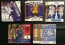 2016-17 Panini Contenders Draft Picks Basketball 5 Insert Card Sets - 99 Cards!