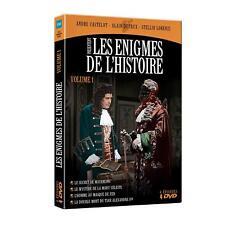Les Énigmes de l'Histoire - Volume 1 - Coffret 4 DVD