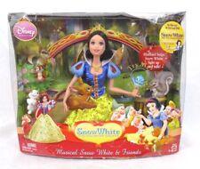 Disney Musical Snow White & Friends Doll Open Box Animal Friends Bin R