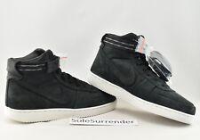 Nike x John Elliott Vandal High PRM JE QS - Size 9.5 - AR8861-001 White Suede SP