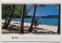 Hamilton Island Great Barrier Reef Whitsunday Beach MV Postcard (P327)