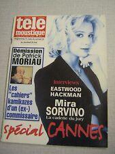 TELEMOUSTIQUE 3721 (21/5/97) MIRA SORVINO