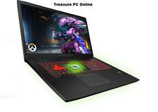 """Asus ROG GL702VS-GC118T Laptop i7 7700 GTX1070 16GB RAM 512GB SSD 1TB 17.3"""" FHD"""