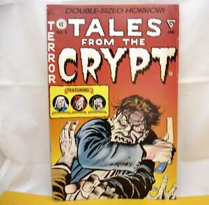 Tales From the Crypt #4 comic, EC Pub, 1991