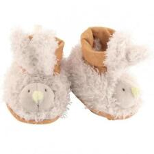 Moulin Roty Les Zazous Bunny Rabbit Baby Slippers 0-6months