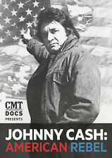 Reproduction Johnny Cash Poster, American Rebel, Home Wall Art