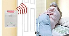 NEW Wireless Cordfree Bed Alarm and Bed Pad no Alarm in Patients Room