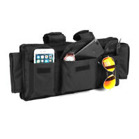 Multi Storage Bag Wheelchair Walker  Electric Scooter Travel Carry Pouch Armrest