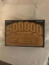 Bobcat Skid Steer 773 500,000 Limited Edition diecast scale 1:25