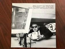Beastie Boys 12 x12 poster ill Communication