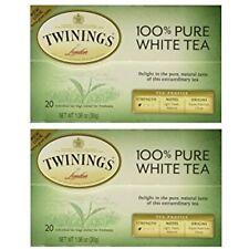 Twinings of London Fujian Chinese Pure White Tea 2 PACK
