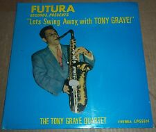 Let's Swing Away, with TONY GRAYE  - Futura LP-55514 SEALED