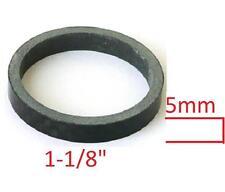 "HEADSET SPACER 1-1/8"" (28.6mm) CARBON FIBRE 5mm Road Bike MTB BMX 3083"