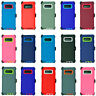 For Samsung Galaxy Note 8 Full Case Belt Clip Fits Otterbox Defender W/Screen
