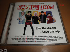 GARAGE DAYS soundtrack CD tom jones ROXY MUSIC joey ramone D4 the hives 28 days