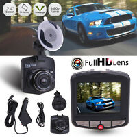 Full HD 1080P LCD Car DVR Vehicle Camera Video Recorder Night Vision Dash Cam