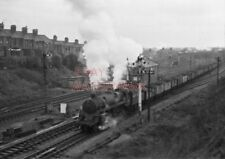PHOTO  BR LOCO 75008 AT GAER JCT NEWPORT ON 11TH MARCH 1959