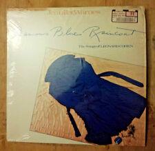 Jennifer Warnes Famous Blue Raincoat Songs of Leonard Cohen shrinkwrap SRV LP