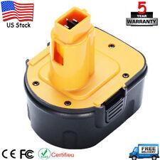 2.0Ah 12 VOLT XRP NiCad Battery For DeWALT DC9071 DE9094 DW9072 12V Power Tools