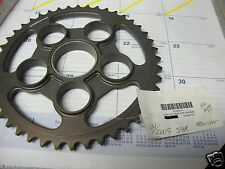 BRAND NEW DUCATI LIGHT ALL REAR SPROCKET T44 MS4R - 979300241-44T