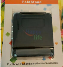 Brand New -Happy Life Folding Stand For Phones, Pad And Any Other Mobile Devices