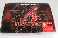 PowerColor RED DRAGON Radeon RX 580 4GB GDDR5 Gaming Video Graphics Card