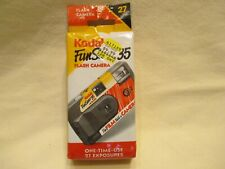 Kodak FunSaver 35 Disposable Camera- 27 Exposures (Expired 02/2005)