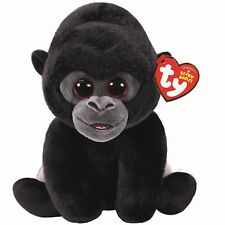 Ty Beanie Babies 96326 Bo the Silverback Gorilla Classic