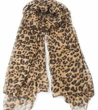 Women's Animal Print Shawls and Wraps
